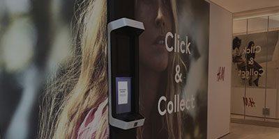 H&M déploie des lockers via InStore Solution